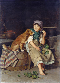 Federico Mazzotta - Girl with Dog