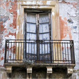 CAPTAIN SILVA - Fairytale and Sicilian house facade