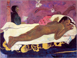 Paul Gauguin - Manao tupapau (The Spirit of the Dead Keep Watch)