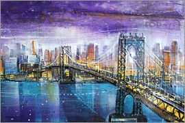 Johann Pickl - Manhattan Bridge