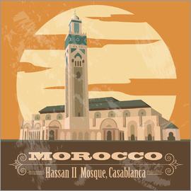 Morocco - Hassan II Mosque