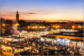 Jan Schuler - Marrakech, Marocco