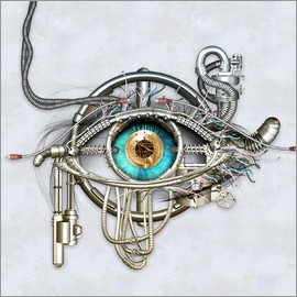 diuno - Mechanical eye