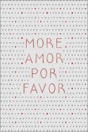 Orara Studio - More Amor Por Favor Rose Gold