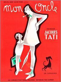 My Uncle, Jacques Tati