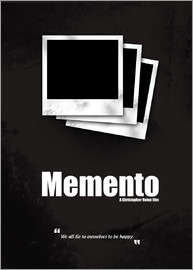 HDMI2K - Memento - Minimal Movie Movie Cult Alternative