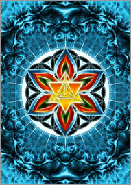 Lava Lova - Merkaba, Flower of Life, Sacred Geometry