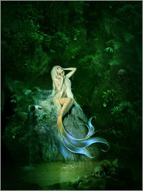 Elena Dudina - Mermaid´s cave