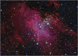 Roberto Colombari - Messier 16, The Eagle Nebula in Serpens.