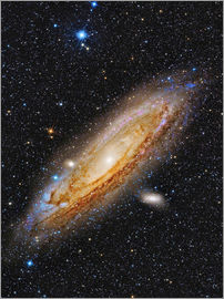Roberto Colombari - Messier 31, the Andromeda Galaxy.