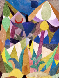 Paul Klee - Tropical Landscape