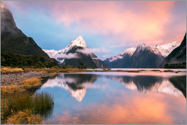 Matteo Colombo - Milford Sound, New Zealand