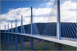 Walter Bibikow - Millau Viaduct Bridge
