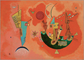 Wassily Kandinsky - With and against