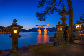 Jan Christopher Becke - Miyajima in Japan