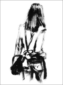 Sarah Plaumann - Fashion Illustration
