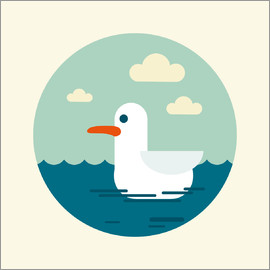 Kidz Collection - Gull