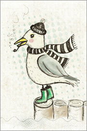 Little Miss Arty - Seagull Otto - Ahoy!