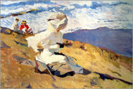 Joaquin Sorolla y Bastida - Capturing the moment