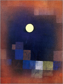 Paul Klee - Moonrise