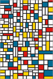 THE USUAL DESIGNERS - MONDRIAN EXTREME