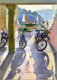 Timothy Easton - Wheels and Sails