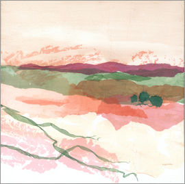 Jan Sullivan Fowler - MountainSunset