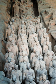 G & M Therin-Weise - Museum of the Terracotta Warriors, Mausoleum of the first Qin Emperor, Xian, Shaanxi Province, China