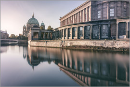 Philipp Dase - Museum Island and Berliner Dom in the morning