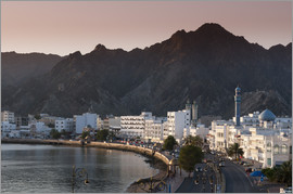 Sergio Pitamitz - Mutrah, Muscat, Oman, Middle East