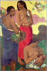 Paul Gauguin - Maternity