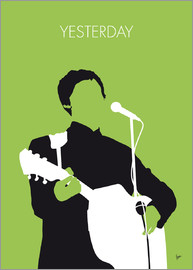 chungkong - MY PAUL MCCARTNEY Minimal Music poster