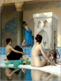 Jean Leon Gerome - After the bath