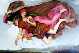 Evelyn De Morgan - Night and Sleep, 1878