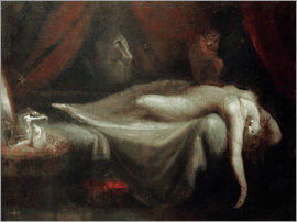 Henry Fuseli - Nightmare