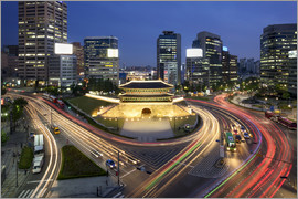 Jan Christopher Becke - Namdaemun Gate in Seoul, South Korea