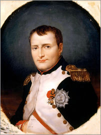 Jacques-Louis David - Napoleon I.