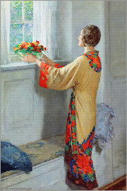 William Henry Margetson - New day