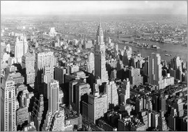 New York City 1932, Midtown Skyline