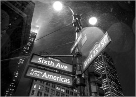Sascha Kilmer - Rainy Night in New York City