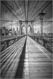Melanie Viola - NEW YORK CITY Brooklyn Bridge