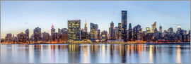 Sascha Kilmer - New York - Midtown Manhattan Skyline