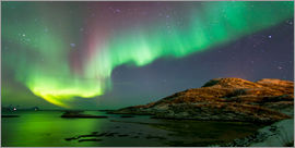 Louise Murray - Northern Lights near Tromso