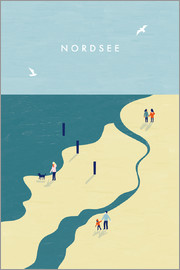 Katinka Reinke - Northsea Illustration