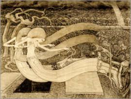 Jan Toorop - O Grave, Where is Thy Victory