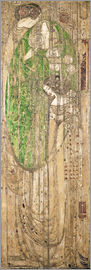 Margaret MacDonald Mackintosh - O Ye All Ye That Walk in Willow Wood