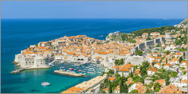 Neale Clarke - Old Port and Dubrovnik Old Town