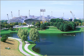 Adam Jones - Olympic Park in Munich