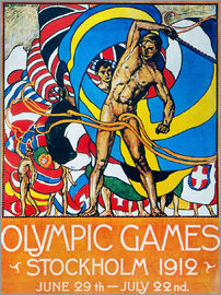 Olympic Games, 1912.