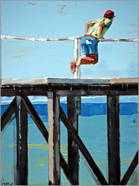 Claire McCall - On The Jetty